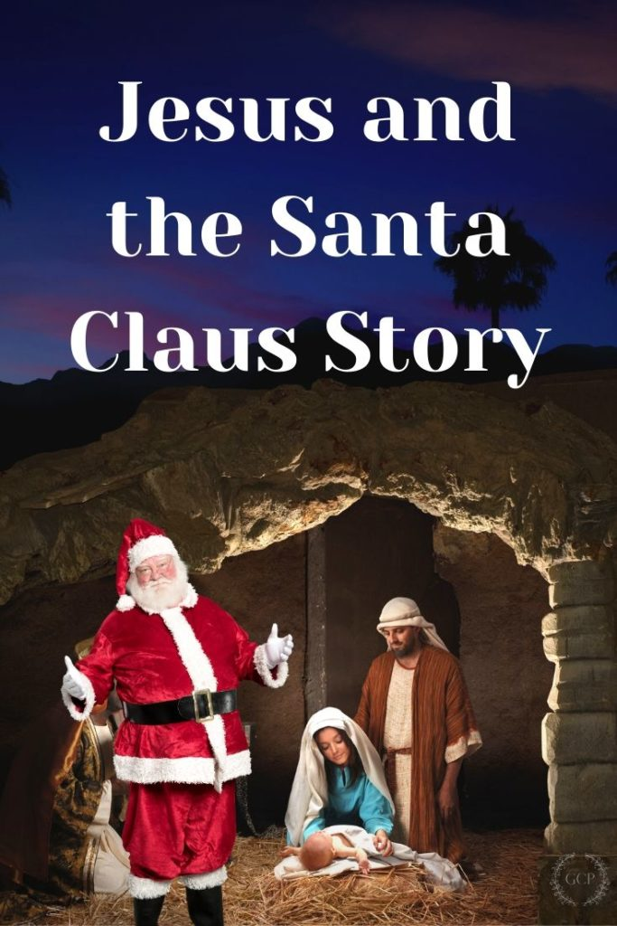 Jesus and the Santa Claus Story